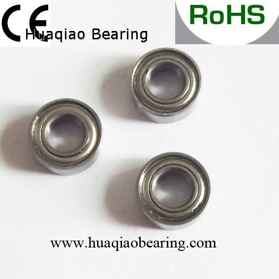 MR104zz radial ball bearing 4*10*4mm