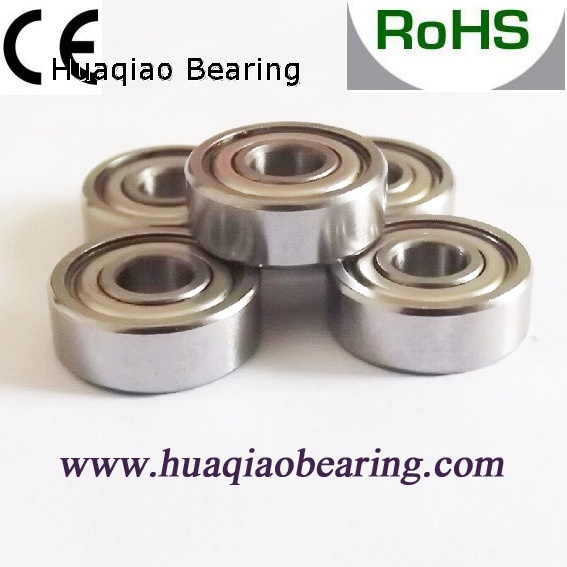 607zz radial ball bearing 7*19*6mm