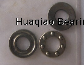 F6-14M mini thrust ball bearing 6X14X5mm