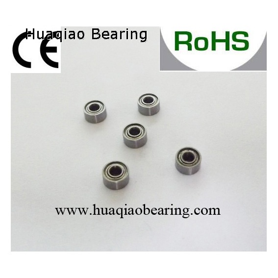 682zz radial ball bearing 2*5*2.3mm for rc helicopter parts