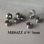 MR84zz radial ball bearing 4*8*3mm