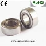 606zz radial ball bearing 6*17*6mm