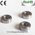 MR148zz radial ball bearing 8*14*4mm