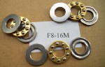 F8-16M mini thrust ball bearing 8X16X5mm