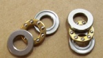 F10-18M mini thrust ball bearing 10X18X5.5mm