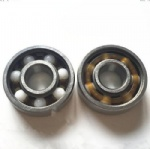White Ball 608 Hybrid Ceramic Bearing